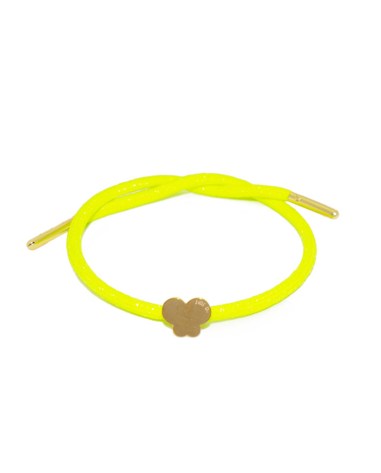 Lucky Bracelet Deux Neon Yellow