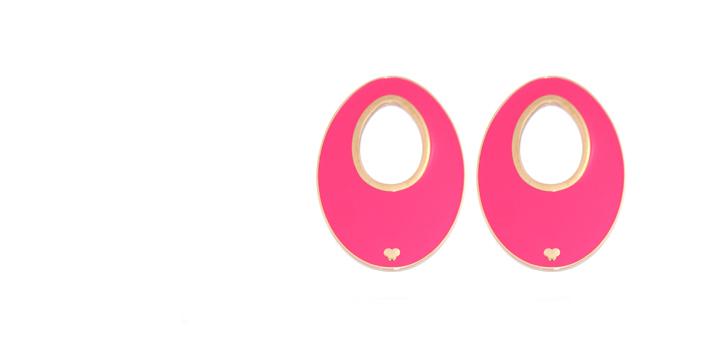 Valerie Enamel Hangers (5 cm)